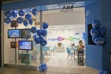 Azul inaugura primeira loja em Ribeirão preto com novo conceito visual