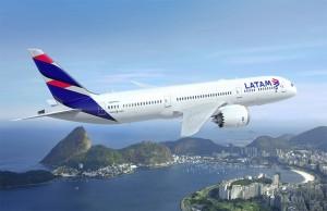 Latam Brasil terá 72 rotas domésticas e nove internacionais em abril