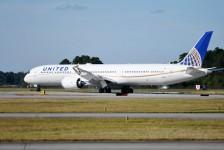 United revela voos que serão operados pelo B787-10 para Europa