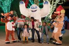 Natal será estendido no Busch Gardens Tampa