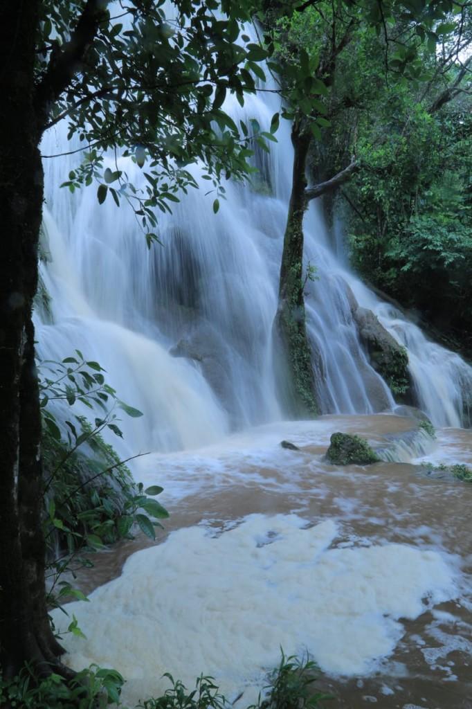 Cachoeira da Anta Foto de Valter Patriol - H2O Ecoturismo e Eventos