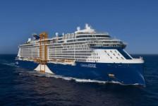 Celebrity encomenda quinto navio da classe Edge