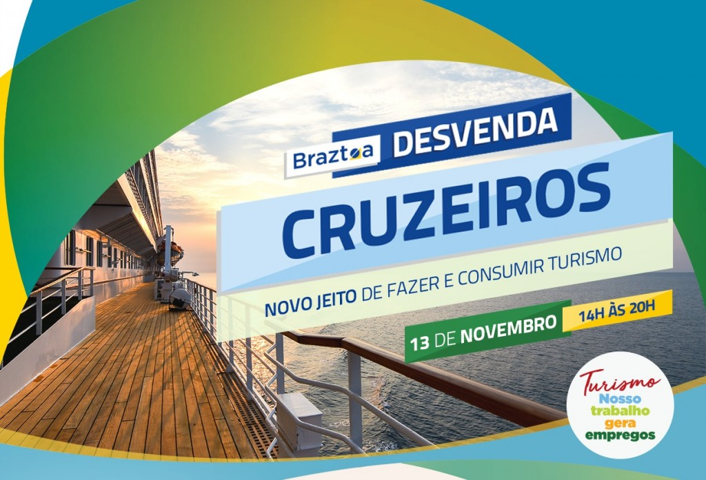 Convite Braztoa Desvenda Cruzeiros