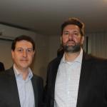 Daniel Bicudo e Marco Leite, da Azul