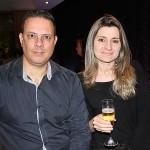 Denis Cardoso e Joyce Valente, da Tour House