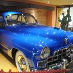 Detalhe do carro no El Sombrero, restaurante mexicano do Fantasia
