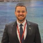 Diego Feijó, coordenador de Promoção e Eventos da Embratur
