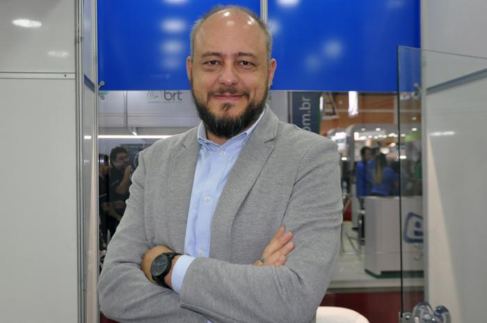 Eduardo Murad, diretor-executivo da Alagev