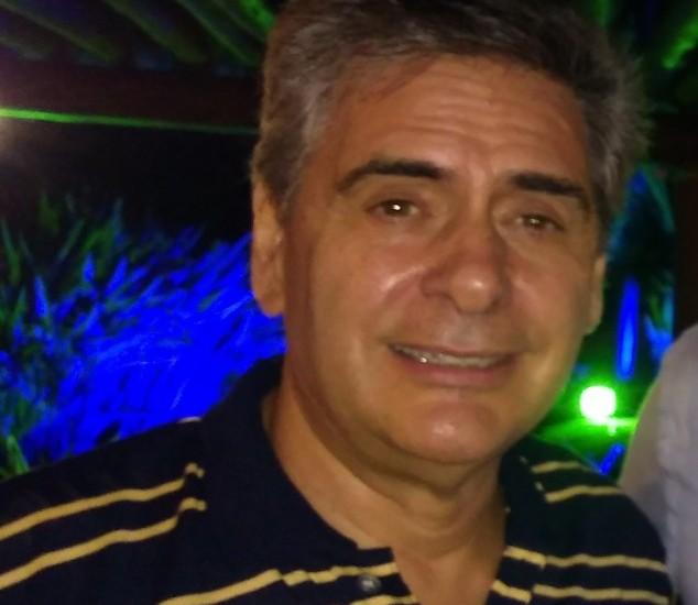 Fernando Dias, diretor da Master Turismo; Guilherme Luck, da Luck Viagens; Daniel Dias, diretor da Master Tursimo