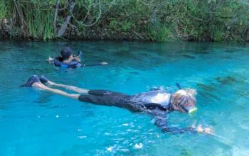 Flutuação no Rio Sucuri, uma relaxante atração de Bonito para todas as idades