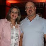 Gabriela Leo e Adalto Rodrigues, da Beltur