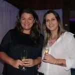 Grasiele Camargo, da Originale, e Daniela Bigas, da TT Operadora