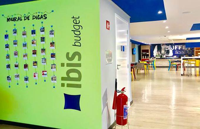 Ibis Budget: design inteligente para todos os clientes