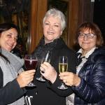 Ildete Prado e Dorienne Venturini, da DD Turismo, e Hilda Sumi, da HS Turismo