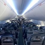 Interior do Boeing 737 MAX-9