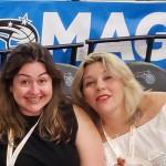 Fernanda Ritchie, da FRT, com Gizzélia Ramos, da Sunline