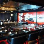 Izumi, restaurante especializado em culinária japonesa