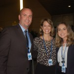 Jess Lott, Haley Meier e Danielle Pechous, do Orlando Magic
