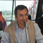 Jorge Arruda, presidente da Inframerica