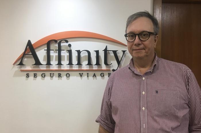 José Carlos de Menezes, diretor geral da Affinity Seguro (Divulgação)