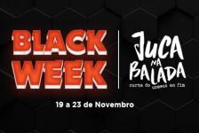 Juca na Balada oferece descontos de até R$ 500 na Black Friday