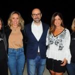 Karen Tookuni, Juliana Jardini e Diego Rodriguez, do Magic Village, Cristina Pereira, da R11, e Fernanda Doria, do Magic Village