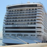 MSC Fantasia chegou ao Rio de Janeiro, seu Home Port nesta temporada brasileira