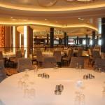 Main Dining Room tem três andares