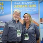 Miguel Andrade e Marcia Pereira, da Transmundi Operadora