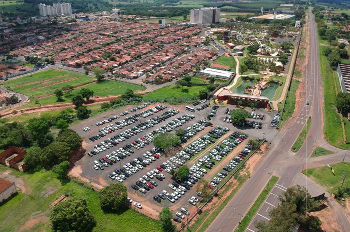 A expectativa é que a cidade registre uma taxa média de 85,1% de ocupação dos meios de hospedagem