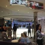 O clássico Bionic Bar da classe Oasis