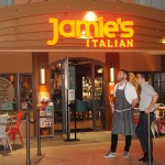 O famoso Jamie's Italian