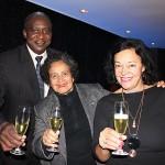 Olante Deodoro, da Cores Vivas, Edna Veloso, da Extrema Viagens, e Marizia de Fátima, da Kartur