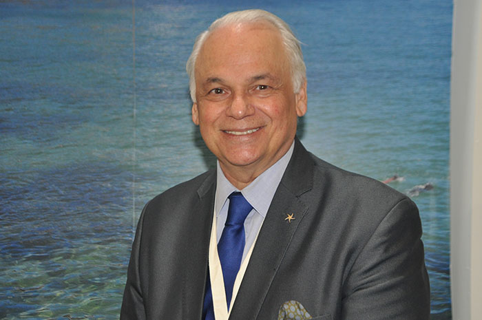 Orlando Giglio, diretor da Rede Iberostar no Brasil