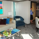 Owners Suite serve até cinco pessoas