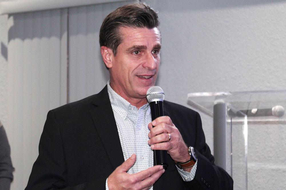 Patrick Yvars, diretor de Vendas do Visit Orlando para América Latina