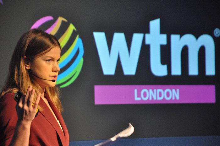 Premiação foi realizada no segundo dia da WTM Londres