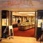 Regalia Watches conta com diversos modelos de relógio