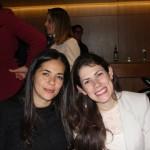 Renata Monteiro, da Dolce & Gabbana, e Raquel Gomes, da Delta Air Lines