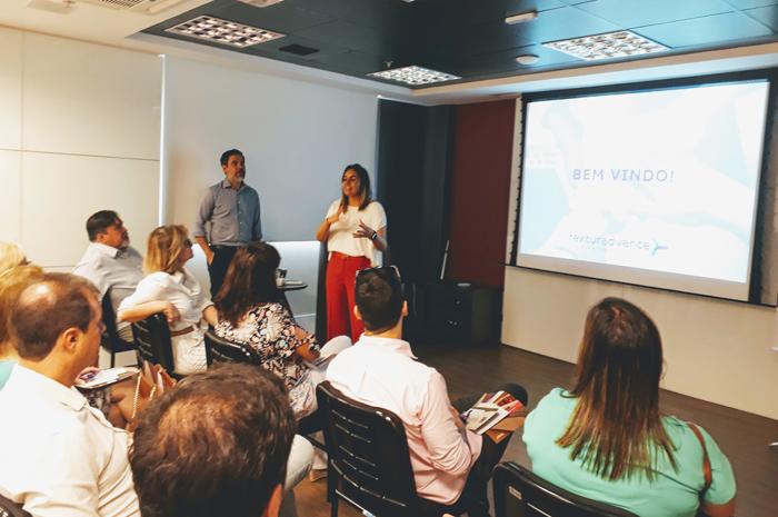 15 agentes de viagem participaram de evento da RexturAdvance