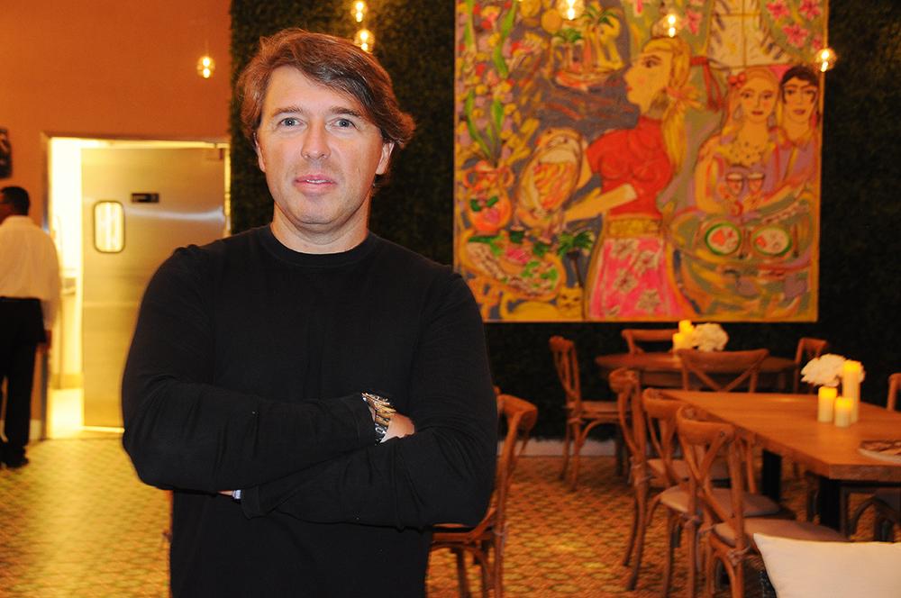 Ricardo Amaral, CEO da R11