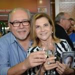 Roberto Maia, editor da Qual Viagem, e Marta Rossi, do Festuris