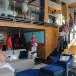 Royal Loft também conta com dois andares e pode receber até seis adultos
