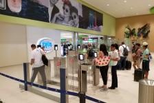 Controle de fronteira automatizado em Punta Cana acelera viagem de passageiros