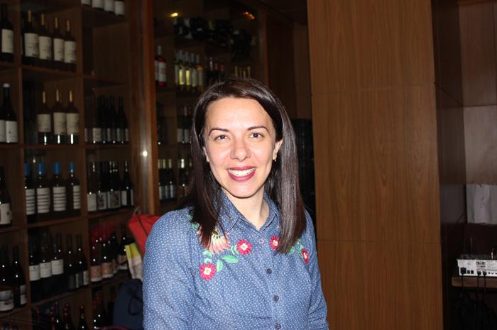 Sonaira Zanella, representante da Skyteam