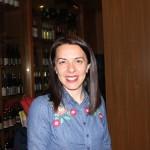 Sonaira Zanella, da Aerolíneas Argentinas