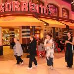 Sorrento's também está presente no Symphony
