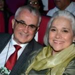 Tarcisio Gargioni, da Avianca, e Rita Gargioni
