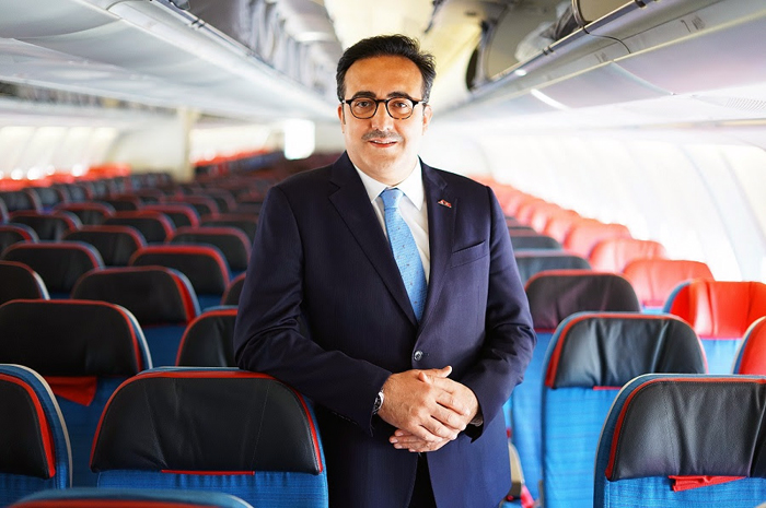 M. İlker Aycı, Presidente do Conselho e do Comitê Executivo da Turkish Airlines