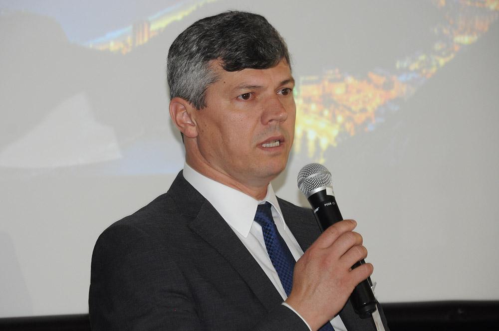 Valter Casimiro, Ministro dos Transportes do Brasil
